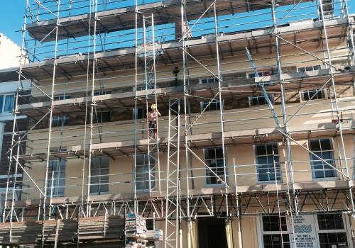 Scaffolding Services by NJS