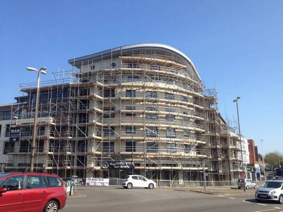 NJS Scaffolding for Worthing Homes, Worthing