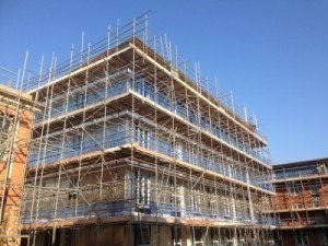 HAKI scaffolding approved contractors