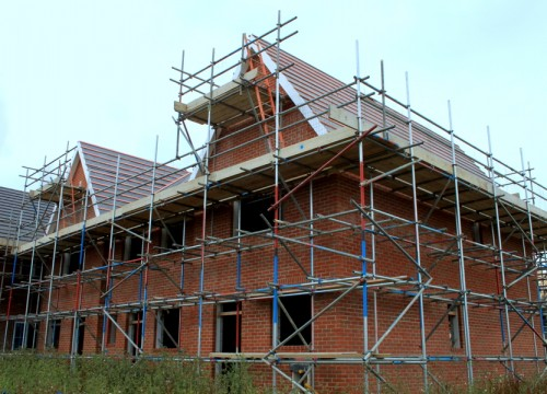 Chichester Residential Scaffolding