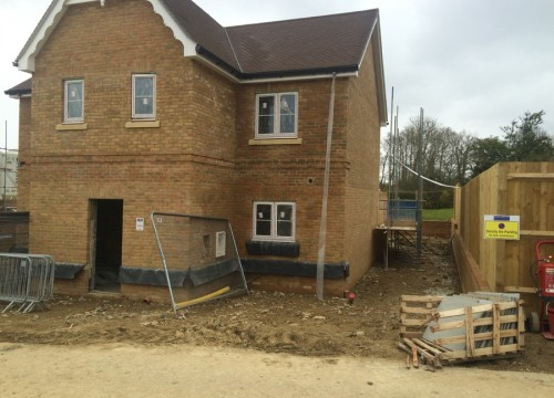 Residential Scaffolding Chichester