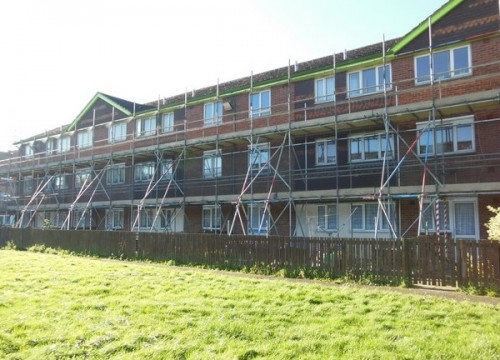 Residential Scaffolding in Chichester
