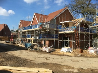 Residential Scaffolding Littlehampton